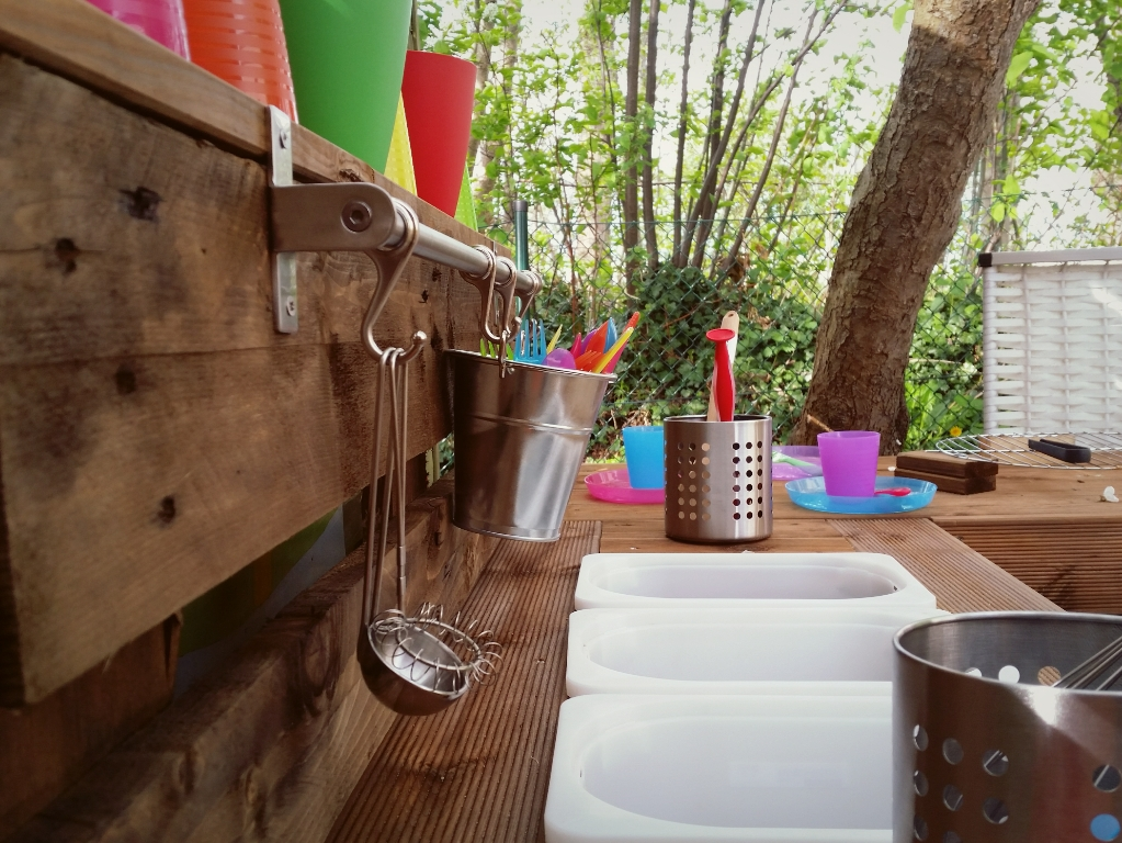 Outdoor Küche Kindergarten : Outdoor küche kindergarten: unsere neuen kinder outdoor küchen sind