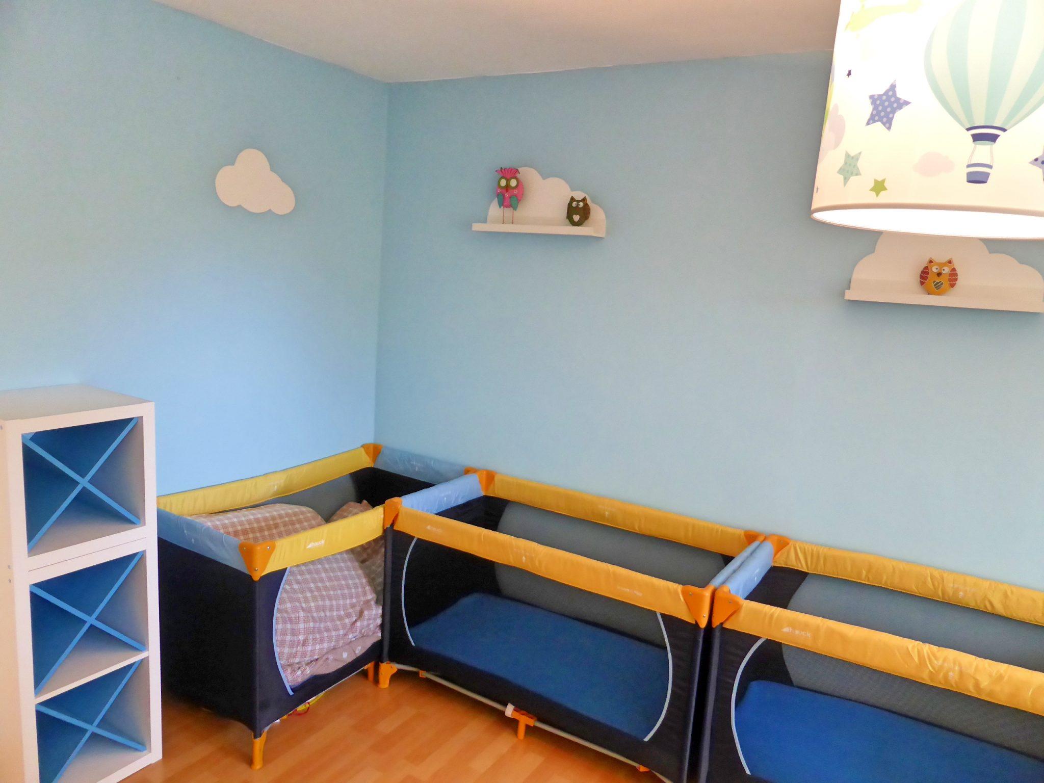 Schlafzimmer 6 Kita Kid Zone Kinderbetreuung