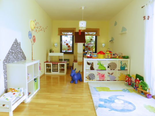 spielzimmer kita kid zone kinderbetreuung. Black Bedroom Furniture Sets. Home Design Ideas