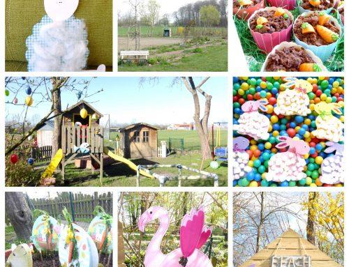 Ostervergnügen im April