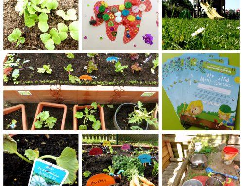 Gemüsebeet, Gartenspaß und Abenteuer