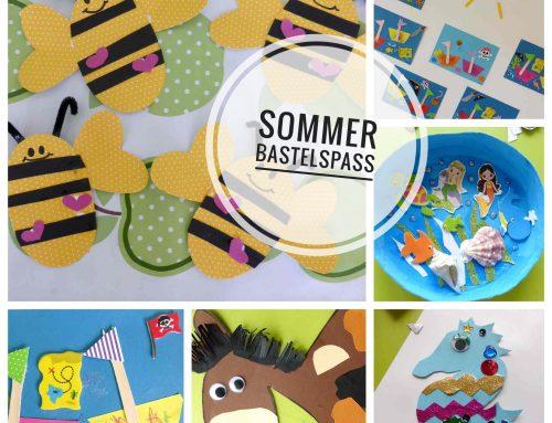 Geburtstage, Sommerausflüge und Bastelspaß