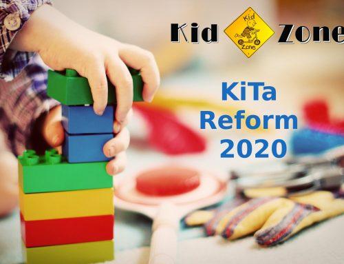 Günstiger Kitaplatz mit Kita Reform in der Kid Zone